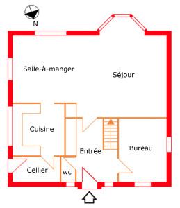 architecture-feng-shui / Luc Antoine / Belgique construction bois