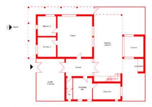 architecture-feng-shui / Luc Antoine / rdc a-s