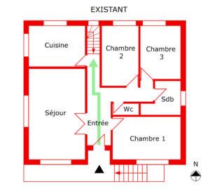 architecture-feng-shui / Luc Antoine / rdc-exist