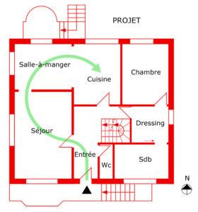 architecture-feng-shui / Luc Antoine / rdc-projet