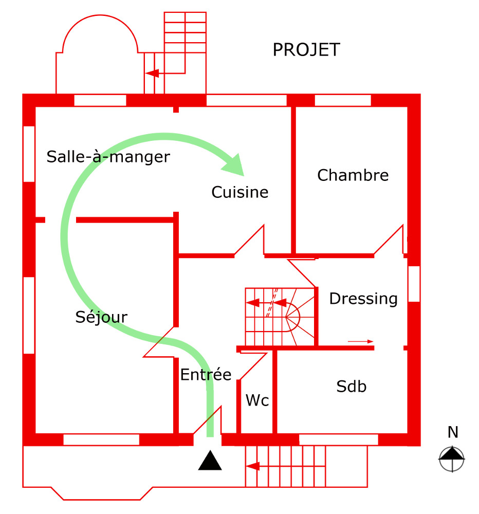 Realisations Architecture Feng Shui