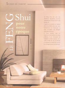 architecture-feng-shui / Luc Antoine / L'Essentiel 2015