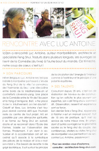 architecture-feng-shui / Luc Antoine / IciZen