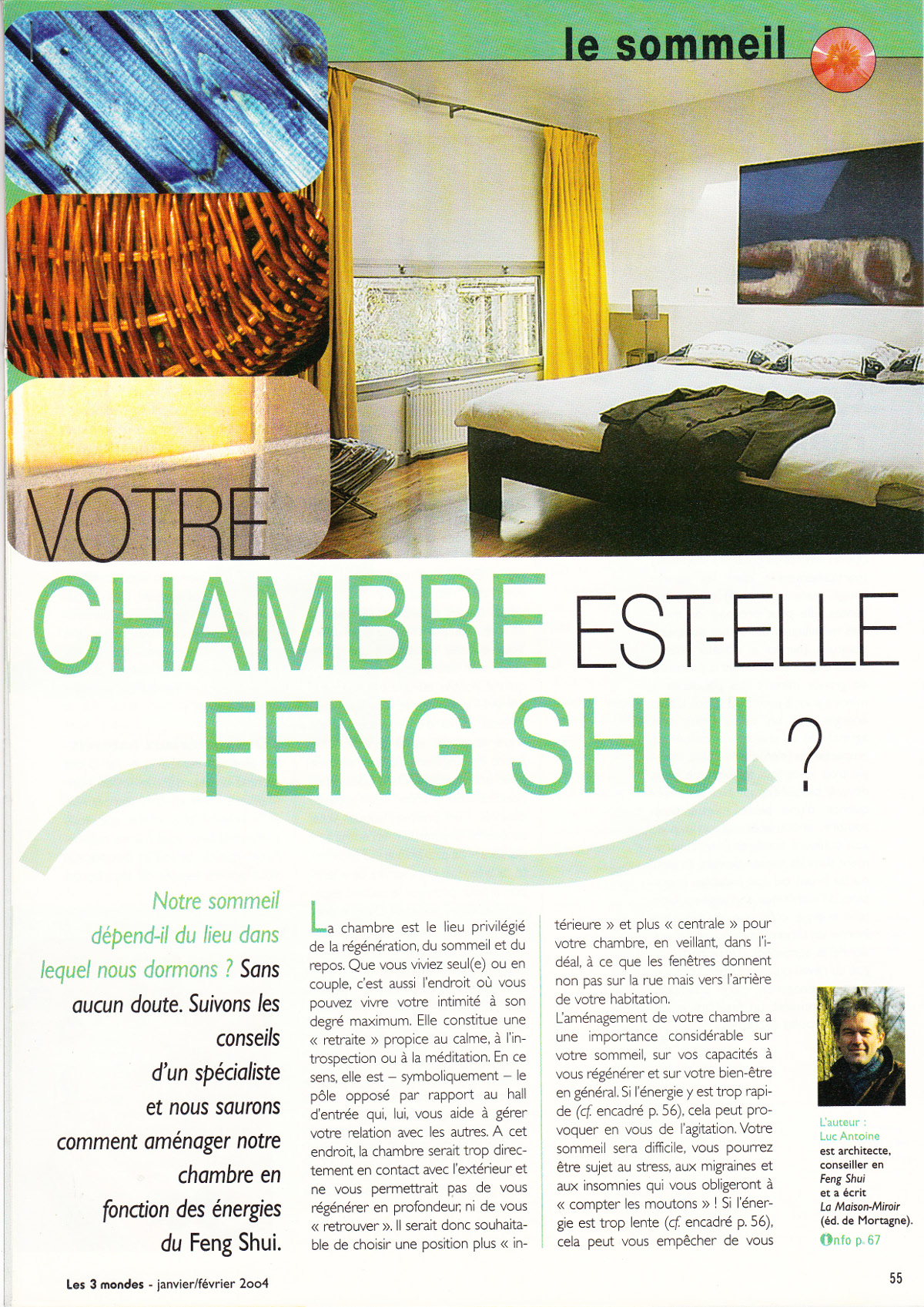 Presse Architecture Feng Shui