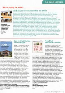 architecture-feng-shui / Luc Antoine / La Maison Ecologique