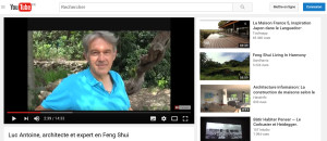 architecture-feng-shui / Luc Antoine / interview A Merer