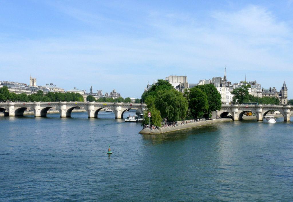 Architecture-Feng-Shui / Luc Antoine - La Seine Paris