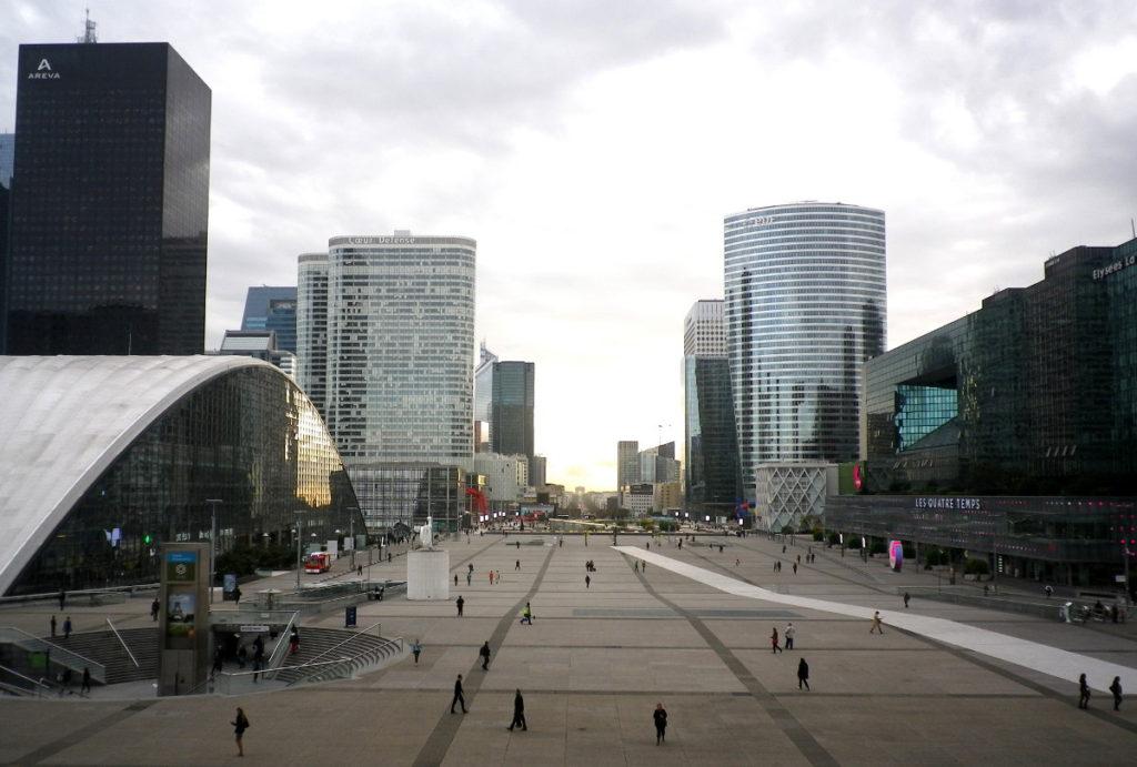 Architecture-Feng-Shui / Luc Antoine - Arche de la Défense