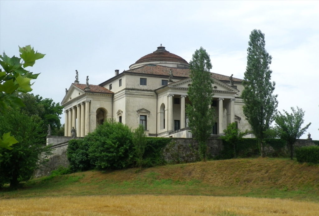 Luc Antoine architecte feng shui / Palladio - Italie
