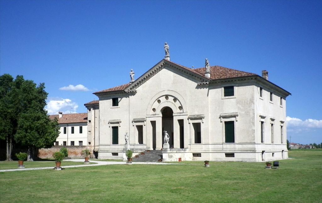 Luc Antoine architecte feng shui / Palladio - Renaissance