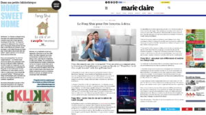 Luc Antoine - Magazine Marie-Claire